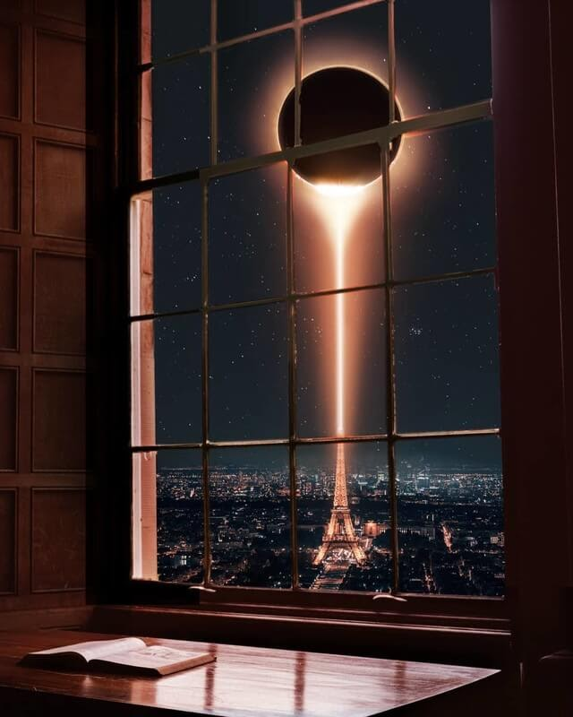 09-The-Eiffel-Tower-Natacha-Einat-Photos-of-Our-Word-in-Surrealism-www-designstack-co