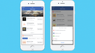 How To Order Food Directly From Facebook