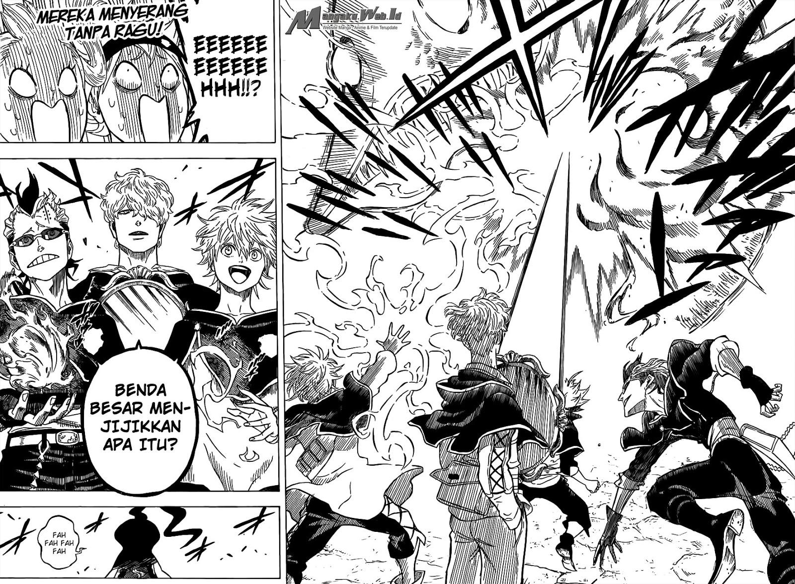 Manga Black Clover Chapter 59 Bahasa Indonesia