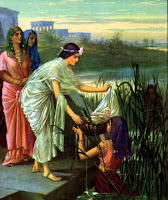 2. Pharaoh's Daughter Finds Moses