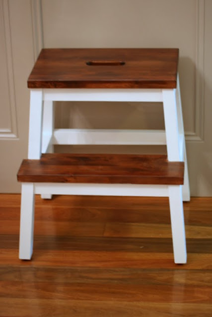 Lilyfield Life Transforming An Ikea Step Stool