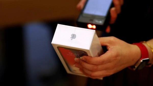 Penjualan Iphone di Cina turun seperlima di Q4-IDC