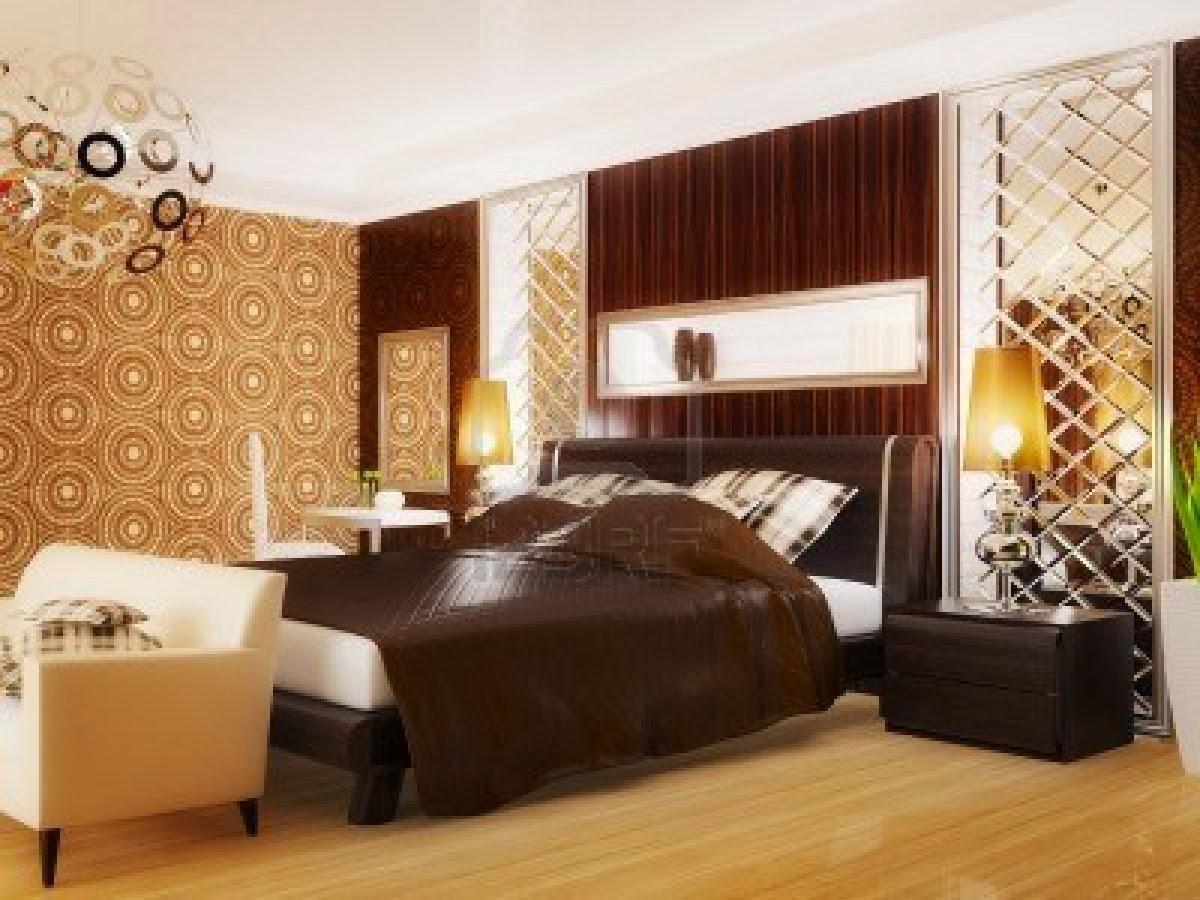 diseño de dormitorio de lujo