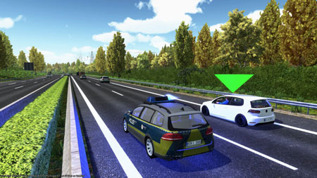 Autobahn Police Simulator PC Full Version