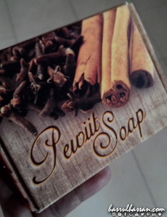 Sabun Herba Sabun Pewiit
