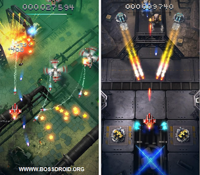 Sky Force Reloaded Apk Mod + Data Full Unlocked