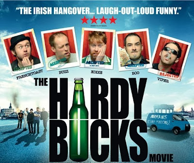 Poster Of Hollywood Film The Hardy Bucks Movie (2013) In 300MB Compressed Size PC Movie Free Download At worldfree4u.com