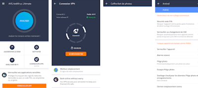 Capture AVG Antivirus