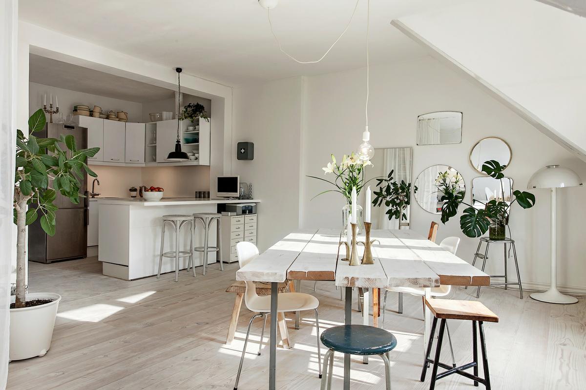 Agreable Meuble Cuisine Scandinave Elegant Full Size Of Loren Bruno