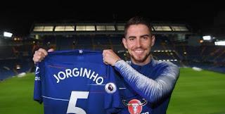 Chelsea Resmi Rekrut Jorginho dari Napoli