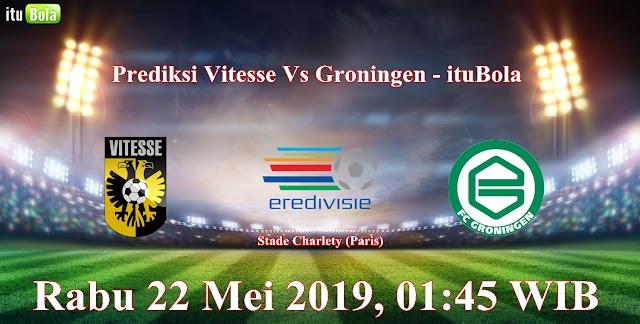Prediksi Vitesse Vs Groningen - ituBola