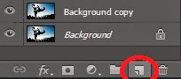 add new layer photoshop