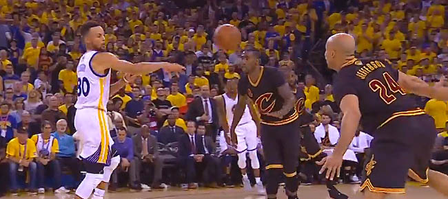 Top 5 Plays from Game 2 of the 2017 NBA Finals (VIDEO)