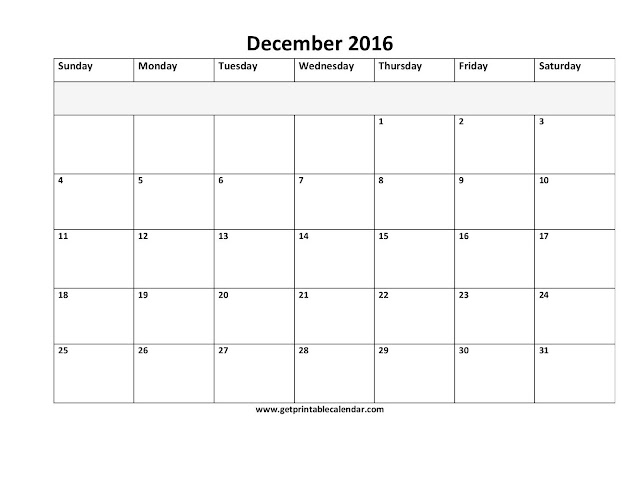 December 2016 Calendar, December 2016 Calendar PDF, December 2016 Calendar Word, December 2016 Calendar Excel, December 2016 Calendar Template