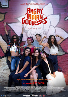 Angry Indian Goddesses (2015) watch online Download