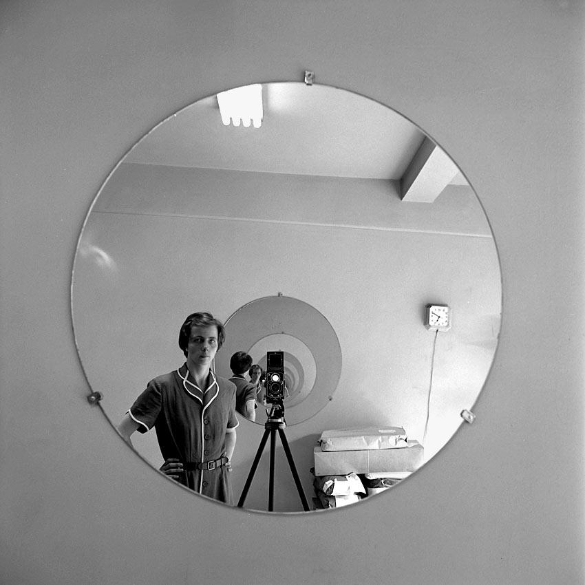 40 Amazing And Creative Self Portraits By Vivian Maier