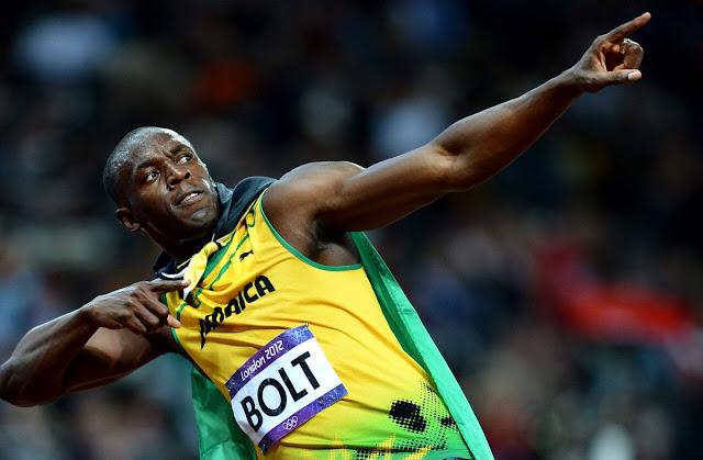 Usain Bolt não venceu os 100 metros, falhando em tentar conquistar seu quarto título de campeão mundial, que agora vai para as mãos de Justin Gatlin.
