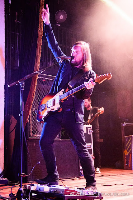 Band of Skulls at The Opera House on September 8, 2016 Photo by John at One In Ten Words oneintenwords.com toronto indie alternative live music blog concert photography pictures