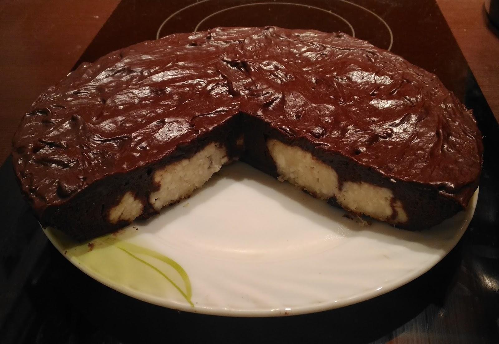 Ингредиенты рецепта пирог утренняя роса с творожно-кокосовыми шариками.