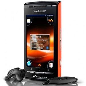 Verizon Prepaid Cell Phones Sony Ericsson E16i Walkman W8