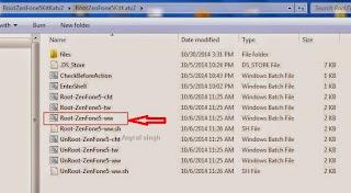 Root Asus Zenfone 5 KitKat 4.4.2