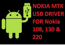 Nokia MTk USB Driver for Windows free Download | (32bit, 64bit)