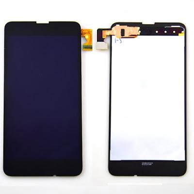 thay mới kính điện thoại lumia 540