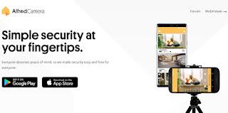 cara agar iphone bisa dijadikan kamera cctv dengan aplikasi gratis alfred