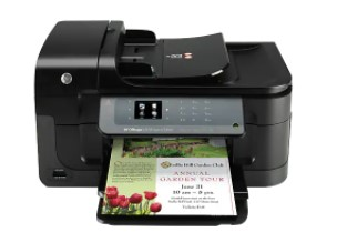 HP Officejet 6500A e-All-in-One (E710) Télécharger Pilote
