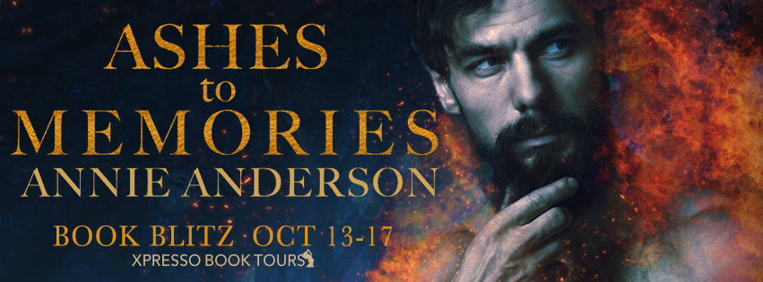 Ashes to Memories Book Blitz