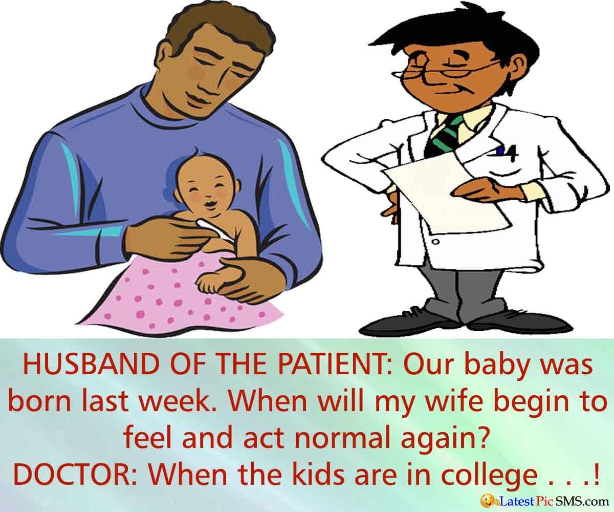 doctor patient best funny jokes - Funny Cartoon Doctor Patient Jokes for Whatsapp and Facebook