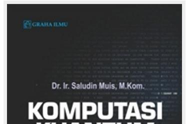 Jual Komputasi Kuantum; Teknologi Komputasi Masa Depan - DISTRIBUTOR BUKU YOGYA | Tokopedia