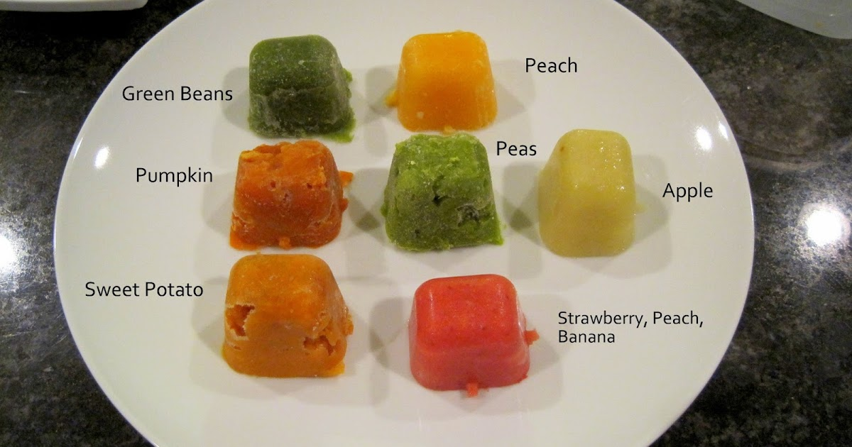 I Married A Tree Hugger Making Baby Food Is Simple