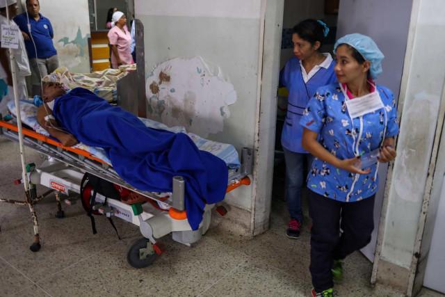 ¿Por qué Venezuela se ha quedado sin medicinas?