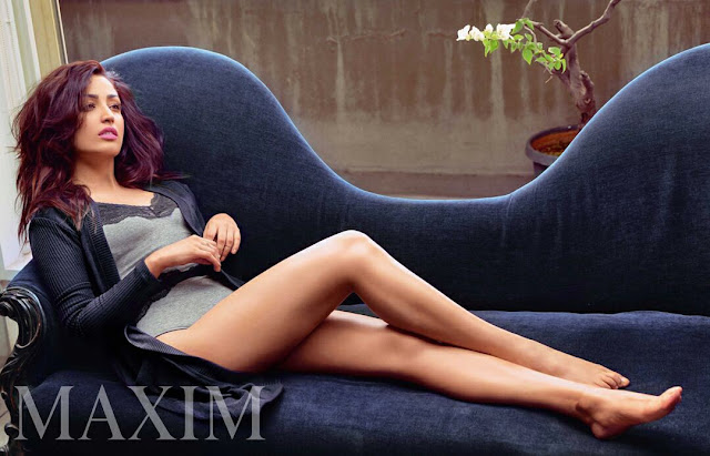 Bollywood Actress Yami Gautam Photoshoot: Actress Yami Gautam Poses For Maxim Hot Photoshoot