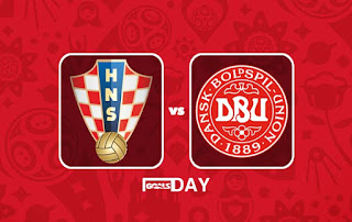 Croatia vs Denmark – Highlights & All Goals