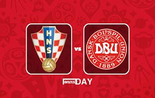 Croatia vs Denmark – Highlights & All Goals