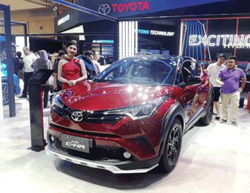 Price List Mobil Toyota 2018