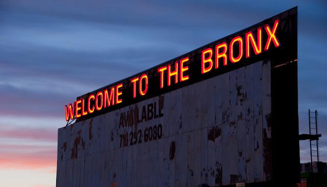 Esto es el BRONX!