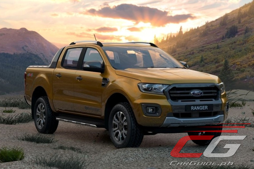 Ford Launches 2019 Ranger for Asia-Pacific; Gets New Engines, Safety, Tech Features   Philippine ...