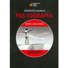 Eksen YGS Coğrafya Konu Anlatımlı