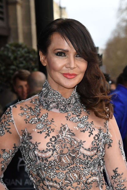 Lizzie Cundy – 6th Annual Asian Awards in London