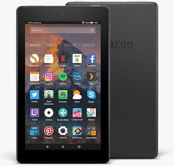 Amazon Fire 7 16 GB (Reacondicionado Certificado)