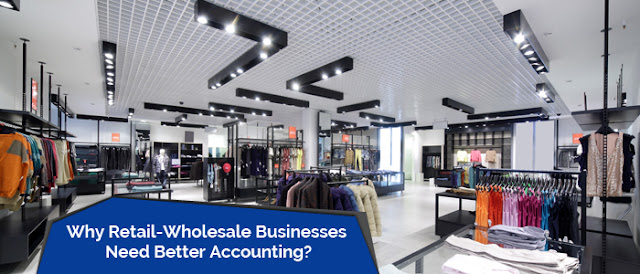 retail wholesale accounting