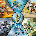 LEGO Bionicle Series Of Interesting Games Fantasy