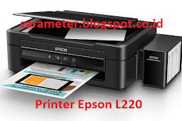 Spesifikasi Lengkap, Harga dan Keunggulan Printer Epson L220
