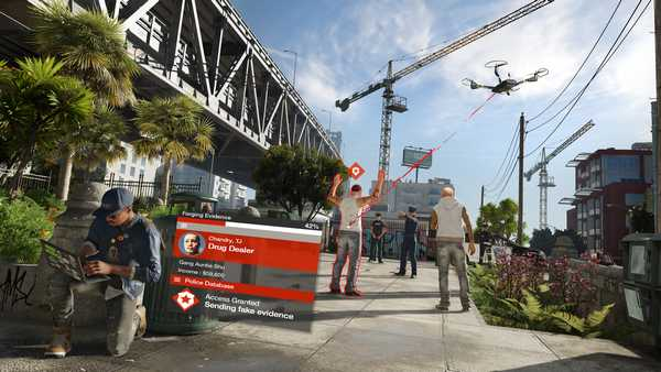 Watch Dogs 2 Cracked Free Download For PC| Tech Crome