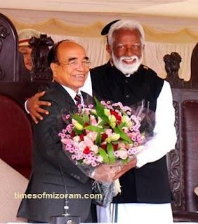 Mizoram CM Zoramthang