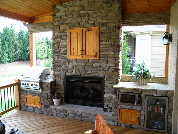 Design Diva Home Staging & Design: Pool Plans.....Outdoor ... on Outdoor Kitchen And Fireplace Ideas id=70678