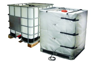 Wrap-Around IBC Tote Tank Heaters
